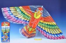 Wiky Drak létající plast 62x118cm asst 2 druhy