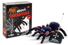 Wiky Děsivá Tarantule RC plast na baterie 4xAA a 1x9V 27MHz 33x26,5x9,5cm v krabici