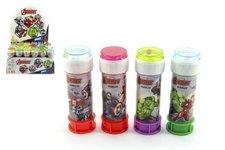 Bublifuk 60ml Avengers 60ml 11,5cm asst 4 barvy 36ks v boxu