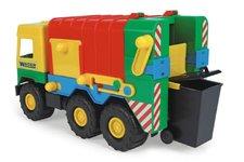 WADER Auto middle Truck popelář plast 41cm Wader v sáčku