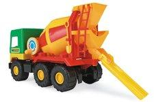 WADER Auto middle Truck domíchávač plast 39cm Wader v sáčku