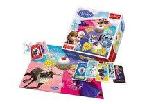 Trefl BoomBoom Ledové království/Frozen společenská hra 26x26x8cm v krabici