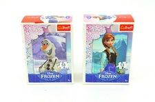Trefl Minipuzzle Ledové království/Frozen 13x20cm 54 dílků asst 4 druhy v krabičce 40k