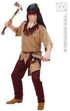 Kostým Indián, vel. 128 cm