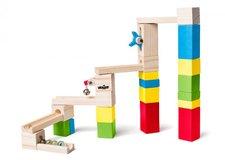 Woody Kuličková dráha - stavebnice