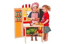 Woody - Kombinovaná dětská prodejna / pošta