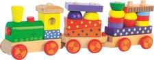Woody Skládací vlak s potiskem