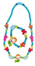 Woody Souprava náhrdelník a náramek -  Anděl