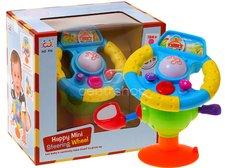 Huile Toys Interaktivní dětský volant