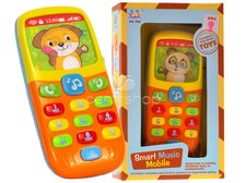Huile Toys Interaktivní mobilní telefon