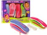 Domácí dětské telefony