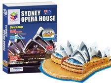 3D puzzle Sydney Opera