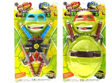 Kostým Želvy Ninja - 2 druhy