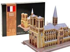 3D Puzzle Katedrála Notre Dame