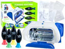 3D Magic starter sada + 4 gely