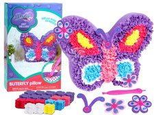 Polštář motýl kreativní