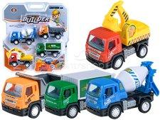 Set pracovních vozů 2 druhy