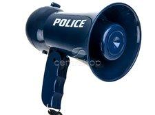 Megafon policie plast 15cm
