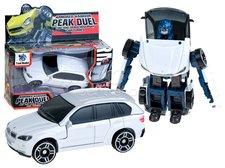 Transformer robot/auto žlutý