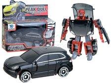 Transformer robot/auto černý