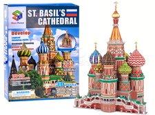 Dimix 3D Puzzle Chrám Vasila Blaženého 231 dílků