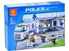 Stavebnice Policejní kamión 395 dílků