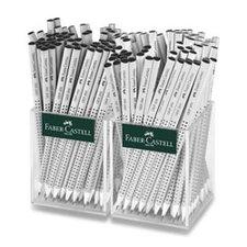Tužka Faber-Castell Grip 2001, 144 ks, šedá