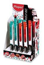 Bombičkové pero Maped Reload Classic - stojánek