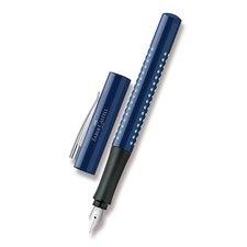 Faber-Castell Plnicí pero Grip 2010 modré