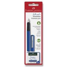 Faber-Castell Bombičkové pero modré