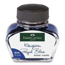Faber-Castell Inkoust modrý