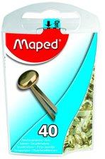 Sponky mosazné MAPED