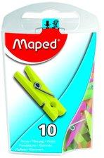 Kolíčky - mini MAPED, 10 ks