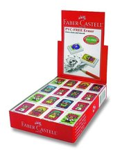 Faber-Castell Fancy Friends - pryž s postavičkami