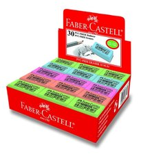 Faber-Castell Fluorescent mini - pryž na tužku