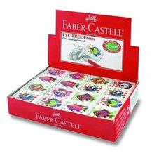 Mazací guma Faber-Castell Fish