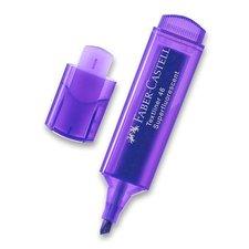 Faber-Castell Zvýrazňovač Textliner 1546 fialový