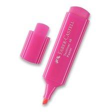 Faber-Castell Zvýrazňovač Textliner 1546 růžová