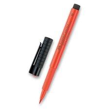 Faber-Castell Popisovač Pitt Artist Pen Brush - červené a růžové odstíny 118