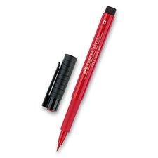 Faber-Castell Popisovač Pitt Artist Pen Brush - červené a růžové odstíny 219