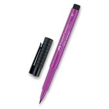 Faber-Castell Popisovač Pitt Artist Pen Brush - červené a růžové odstíny 134