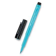 Faber-Castell Popisovač Pitt Artist Pen Brush - zelené odstíny 154