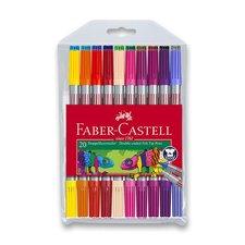 Faber-Castell Dětské fixy 20 barev