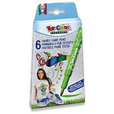 Fixy Toy Color Fabric Fibre, 6 barev