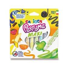 Carioca Dětské fixy Parfume Maxi sada 10 barev