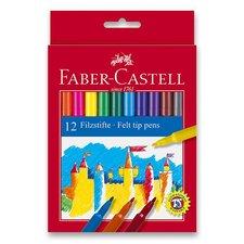 Faber-Castell Dětské fixy 12 barev