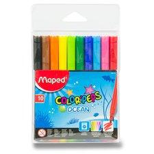 Dětské fixy Maped Color'Peps Ocean - 10 barev