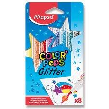 Maped Fixy Glitter 8 barev