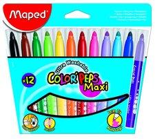 Maped Color´Peps Maxi - barevné fixy