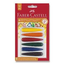 Faber-Castell Pastelky plastové 6 barev
